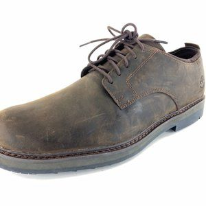 Timberland Brown Oxford Shoes Squall Canyon Waterp